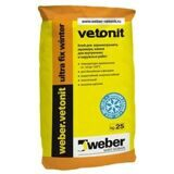 Плиточный клей Weber.Vetonit Ultra Fix Winter